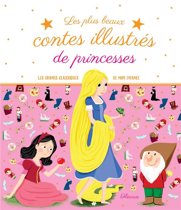 LES PLUS BEAUX CONTES ILLUSTRES PRINCESSES